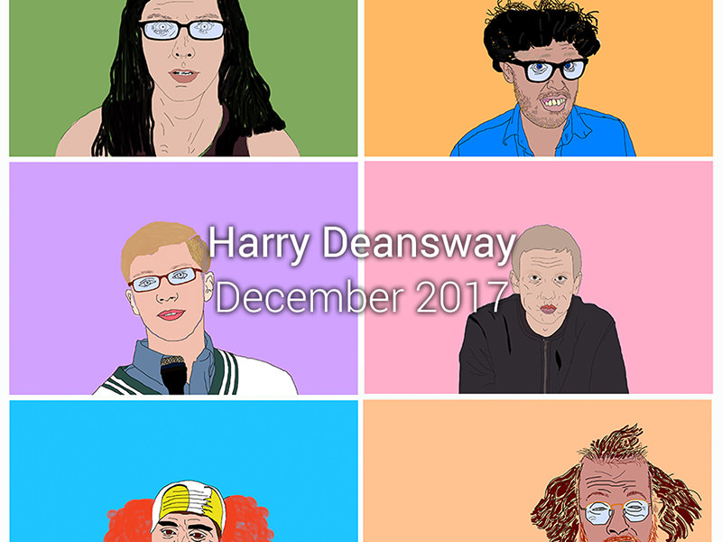 Harry Deansway